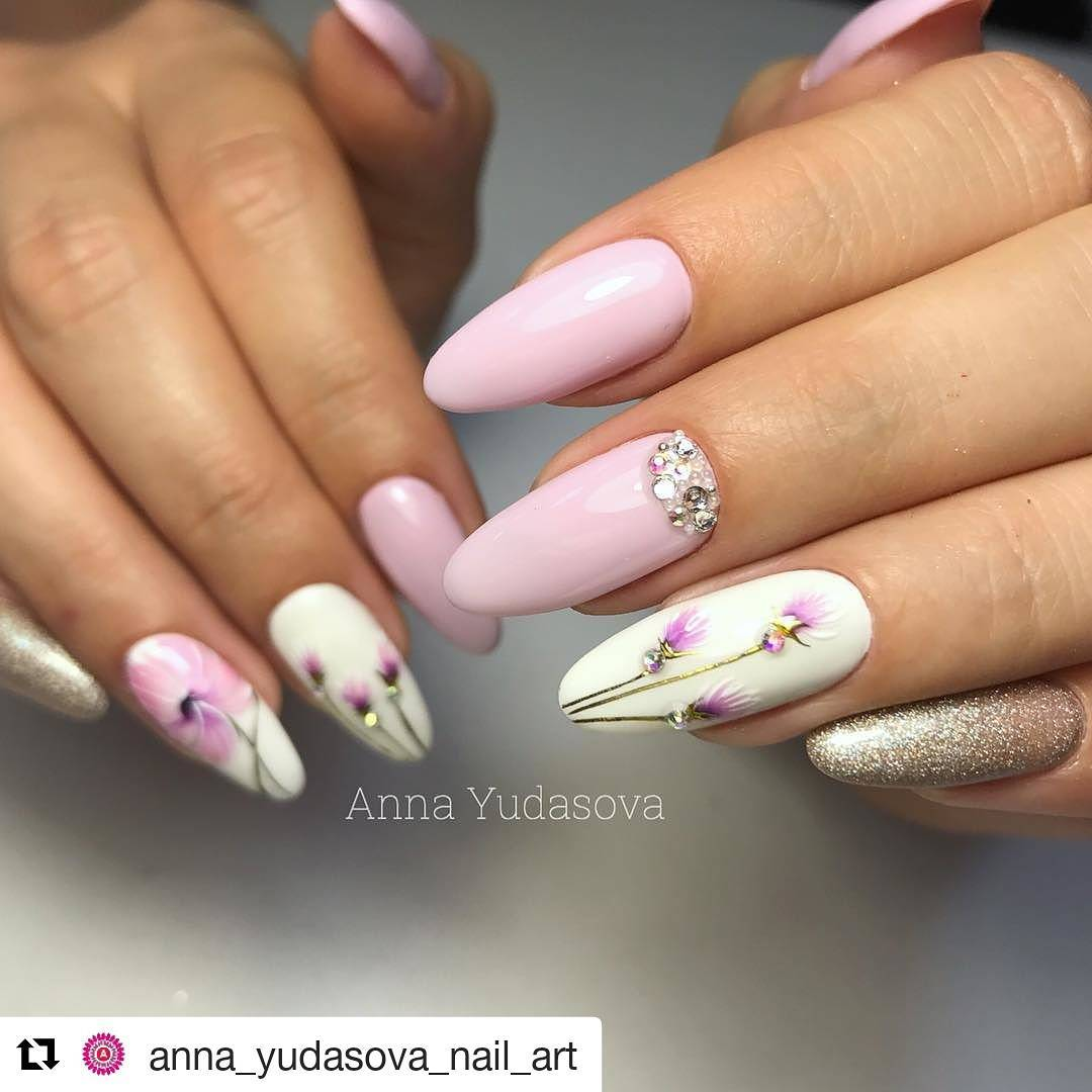 50 Cool Summer Nail Art Ideas For 2018