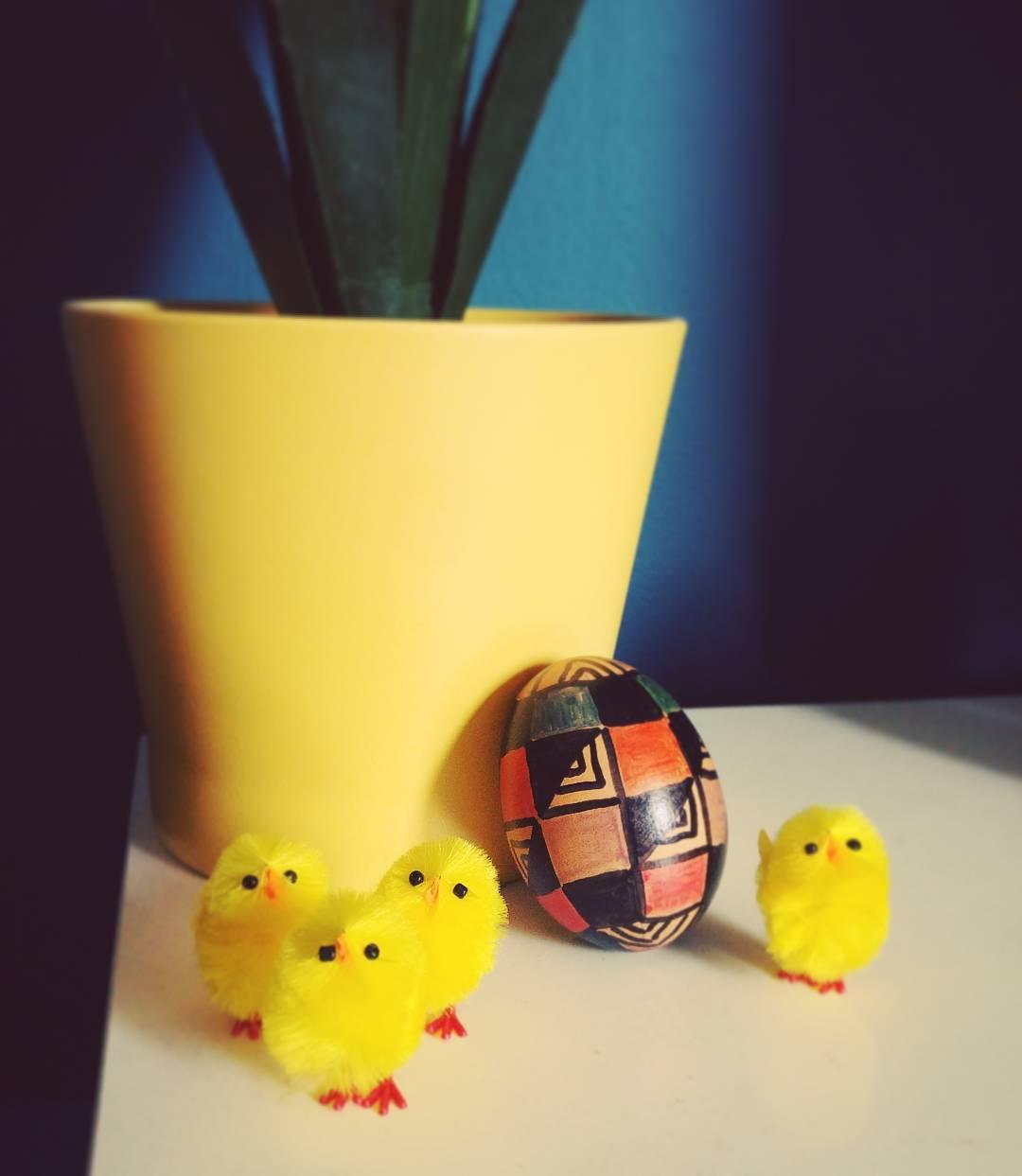 Check Art Decor On Egg