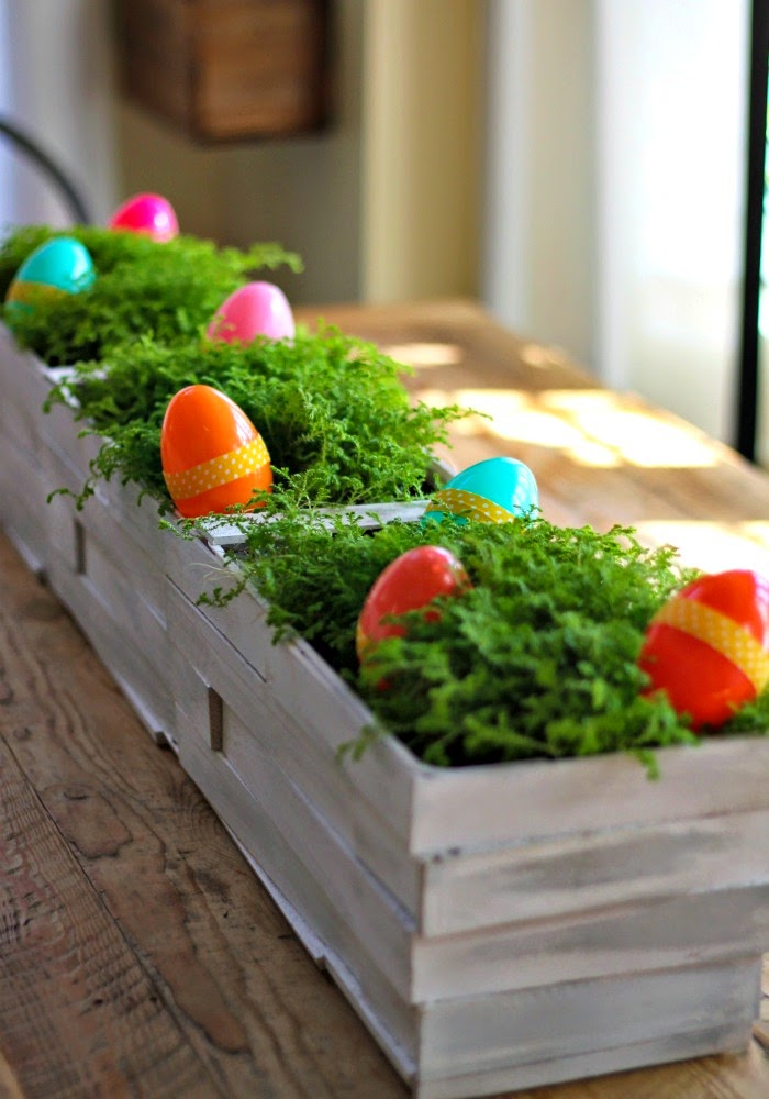 Compact Easter Garden Decoration