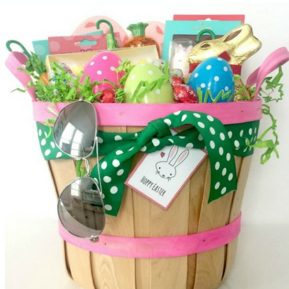 Easter basket gift ideas for college students gift ideas 15 cool easter basket ideas for age boys via best 55 easter basket ideas you will love negle Gallery