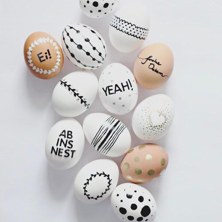 Creative Egg Decor