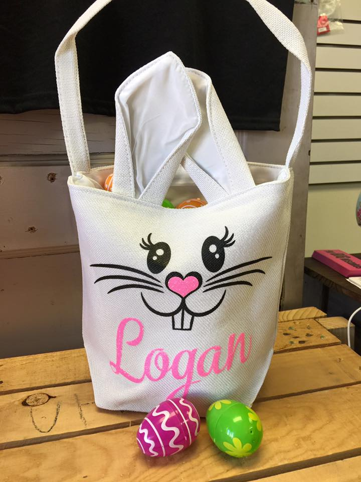 Cutest Bunny Basket Bag For This Easter