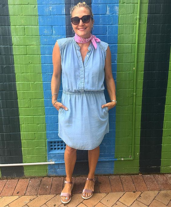 Denim Is Perfect For Summers With Awesome Accessory