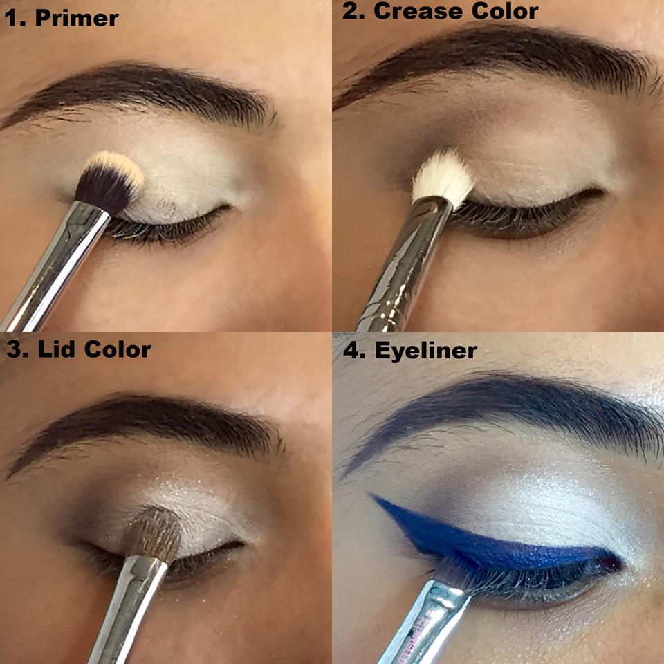60 best eye makeup tutorials for summer 2018 18 easy glam makeup tutorial via baditri Images