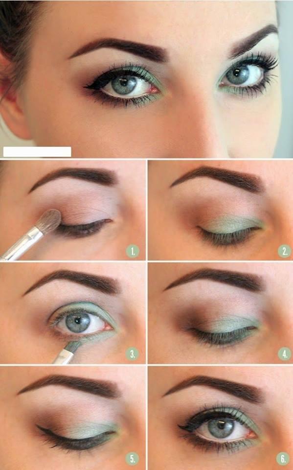 Fabulous Smokey Eye Summer Moss Makeup Tutorial