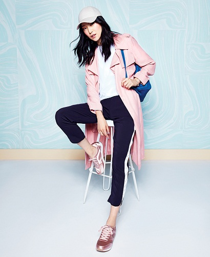 Fashionable Pink Coat Spring Styling Trends