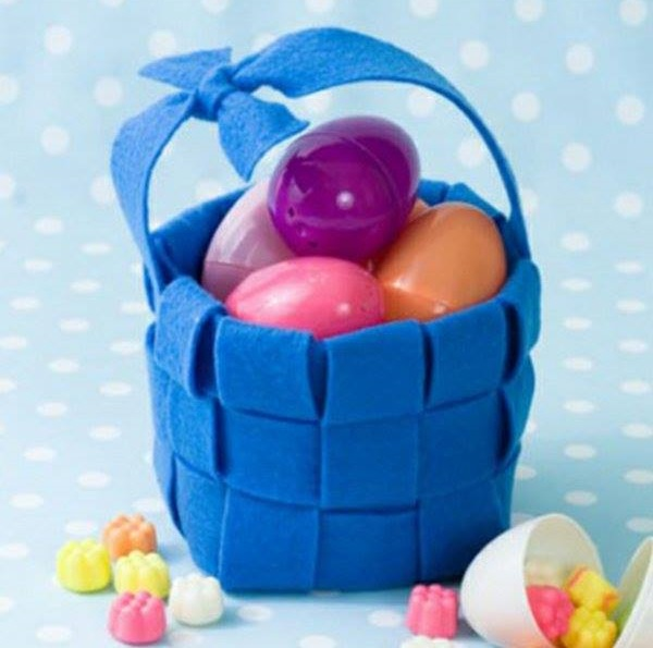 Innovative DIY Easter Basket Design