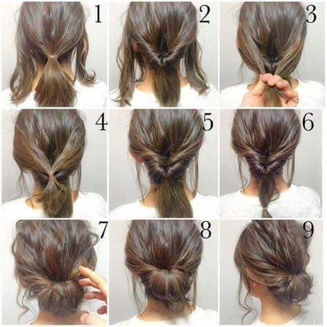 40 Everyday Hair Updo Tutorials For Summer