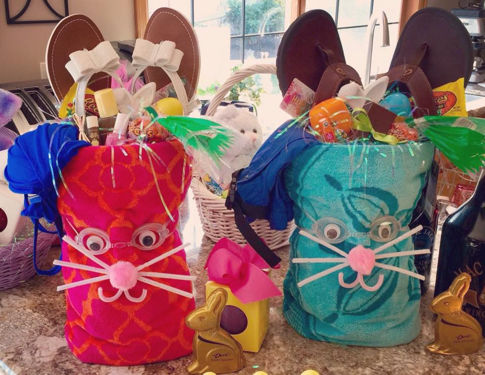Rocking Fabric Bunny Bag Design For This Easter