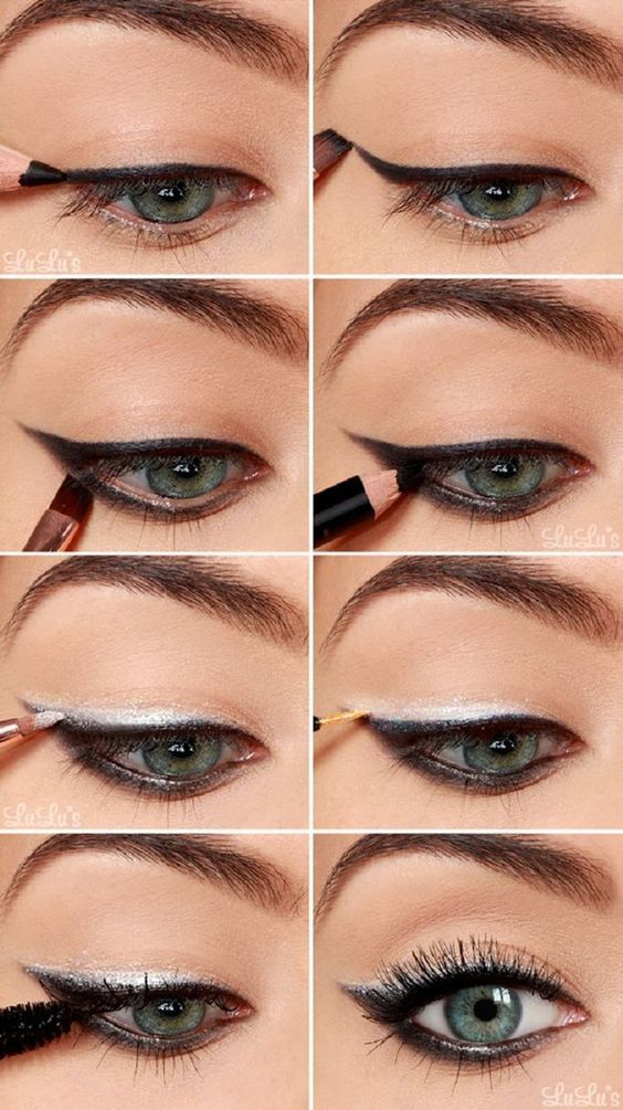 60 Best Eye Makeup Tutorials For Summer 2018