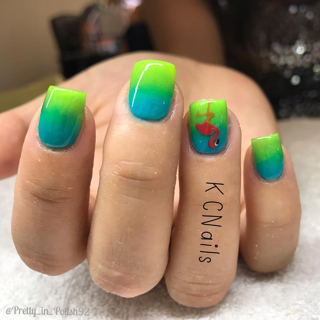 Colorful Kc Nails Embellishment - Nail Art Design Ideas ...