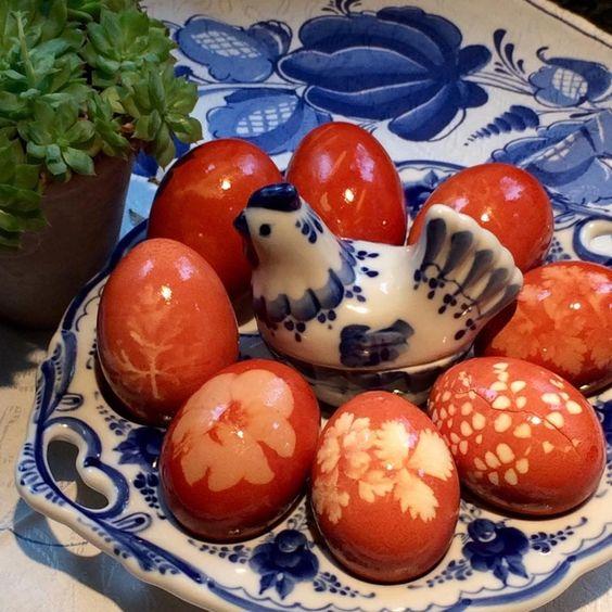Traditional Egg Decor