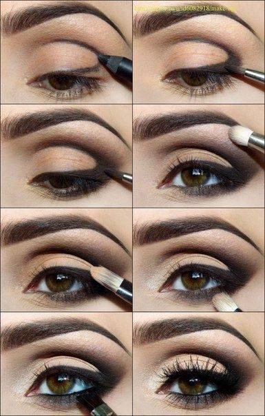 Transitional Cat Eye Makeup Tutorial