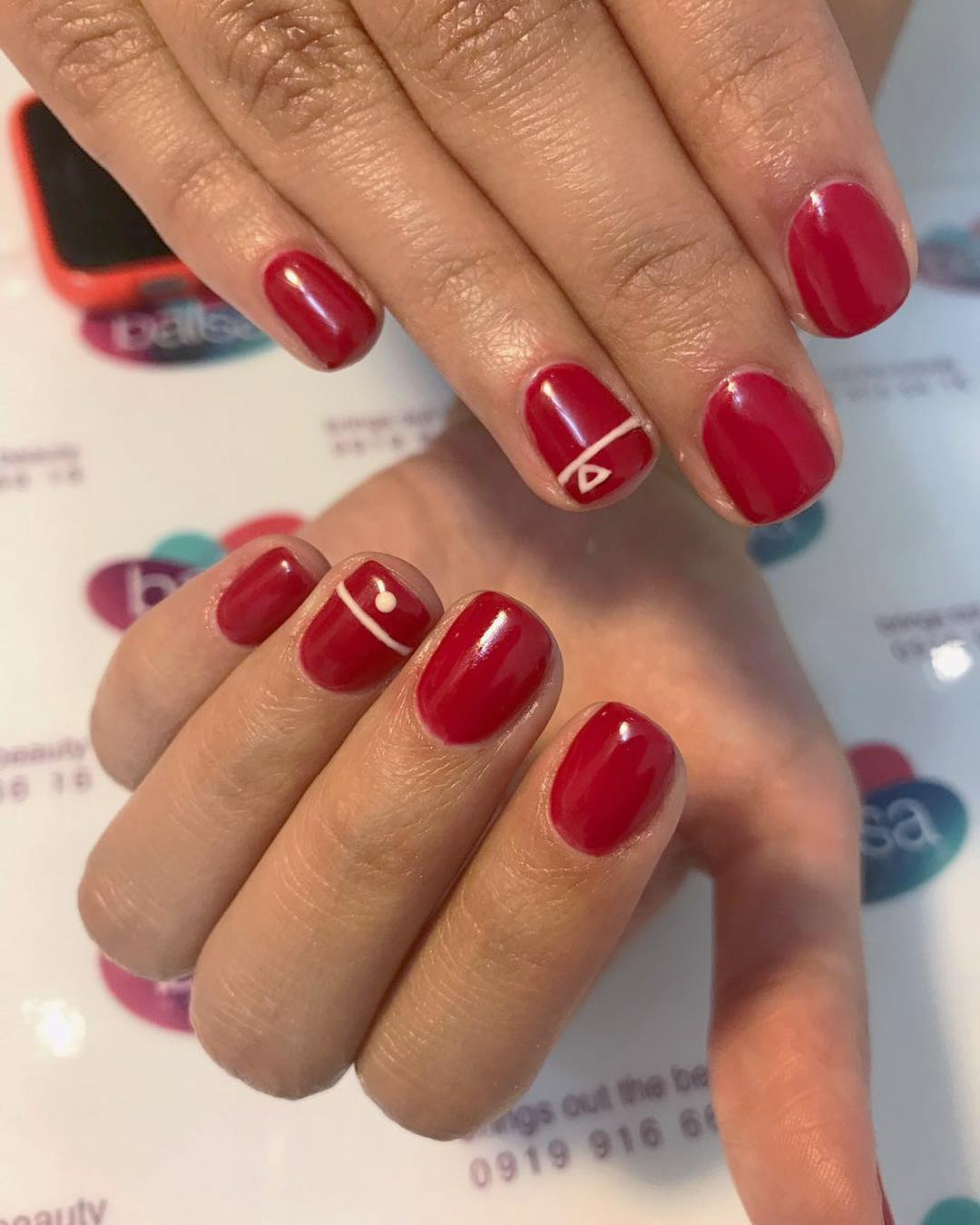 Trendy Nail Colors: 50 Cool Summer Nail Art Ideas For 2018
