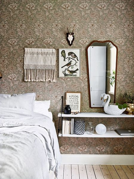 ... Trendy Vintage Bedroom Decor Idea ...