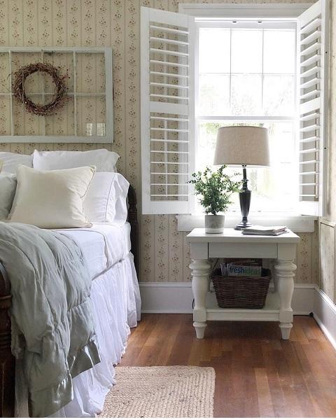 Bedroom Decorating Ideas 2018: 45+ Impressive Vintage Bedroom Decor Ideas For 2018