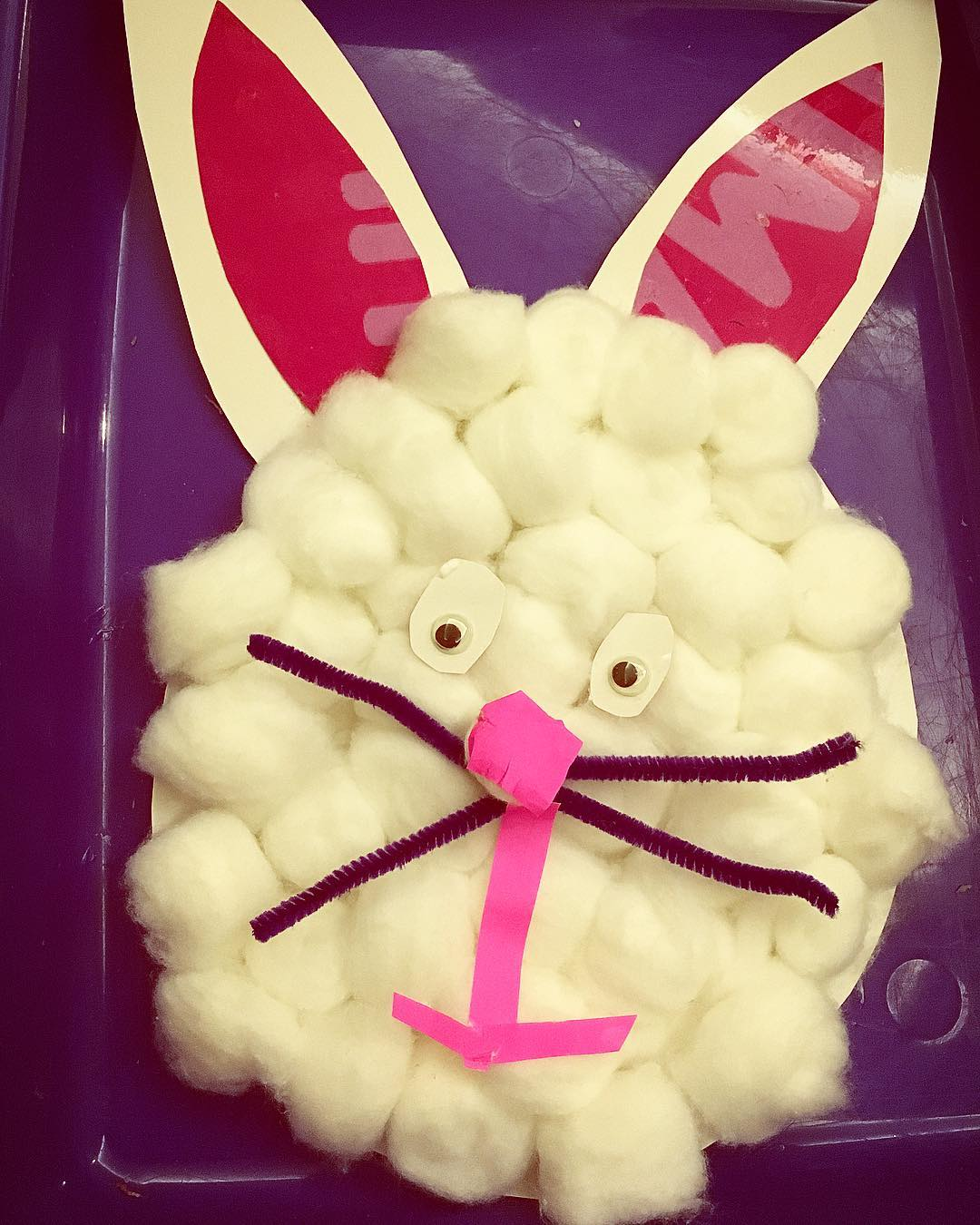 Wonderful Cotton Bunny For Kids