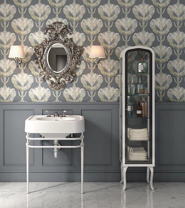 Antique Mirror For Your Bathroom