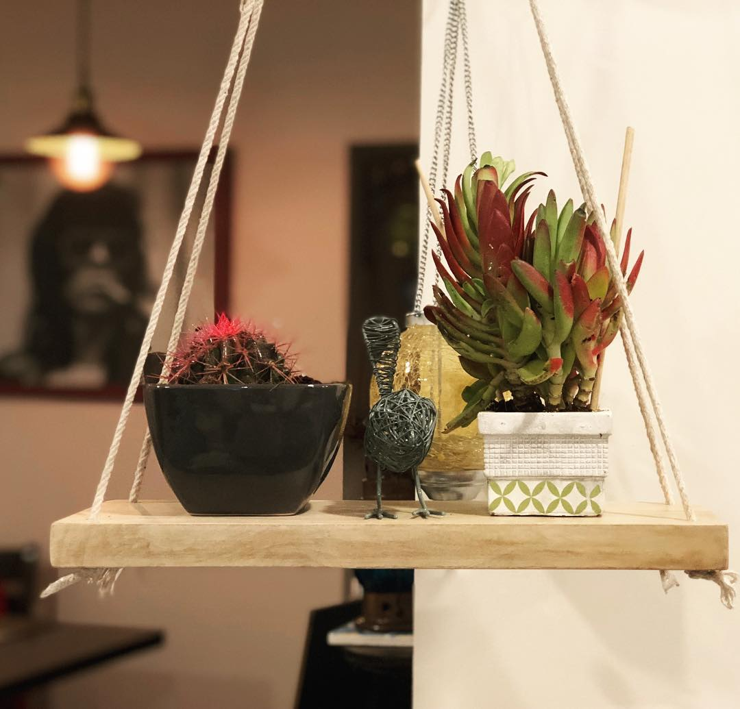 Hanging Planter Is A Quick Decor Idea To Welcome Summers