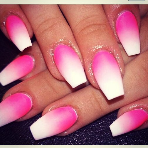 Square Matte Pink Nails Perfect For Summer