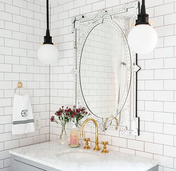 Stunning Bathroom Mirror For Farmhouse