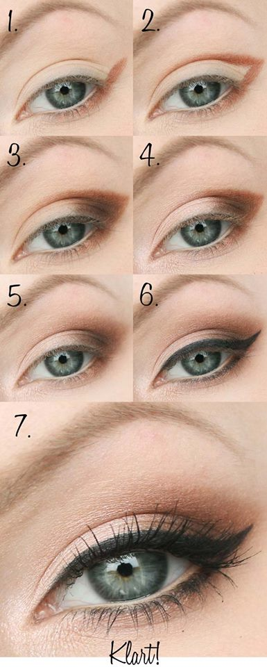 Almond Shaped Eye Makeup Tutorial