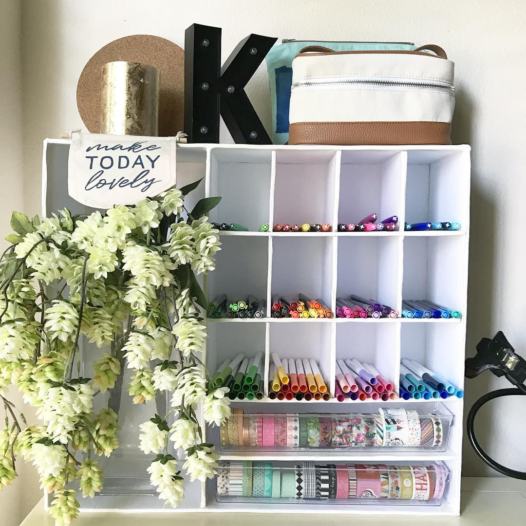 Cubes Increase Space Efficiency With Organization