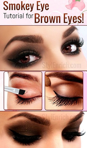 30 Smokey Eye Makeup Tutorials That Are Sure To Catch