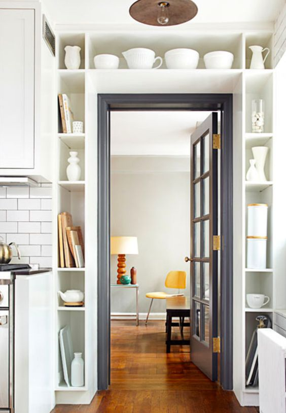 Enhance Space In Small Kitchen