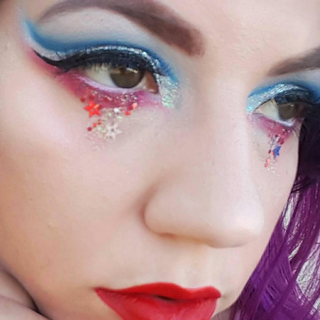 Eye-catching Eye Makeup Idea