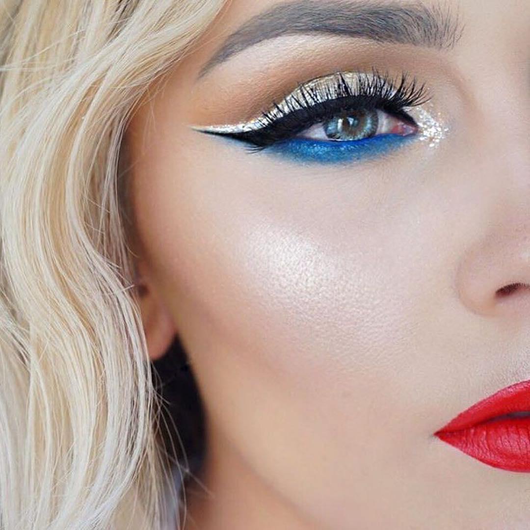 Holiday Makeup Idea