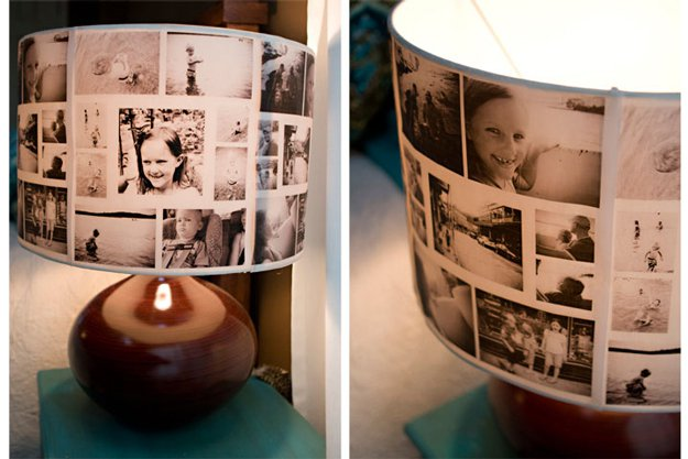 Lampshade With Photo