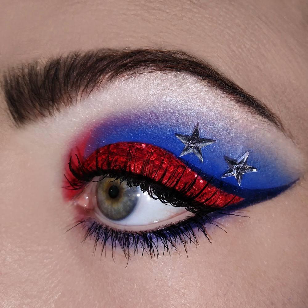 Royal Eye Makeup