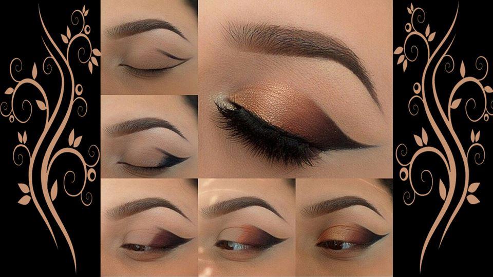 Sizzling Smokey Eyes Makeup Tutorials