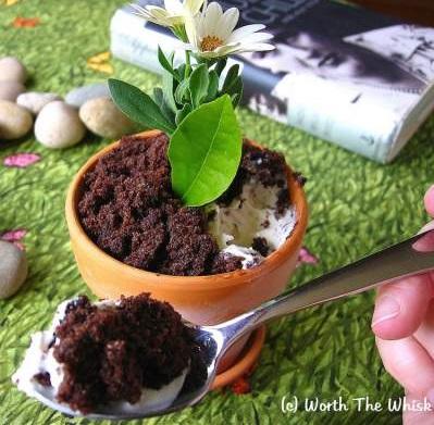 Smart Flower Pot Icecream Idea
