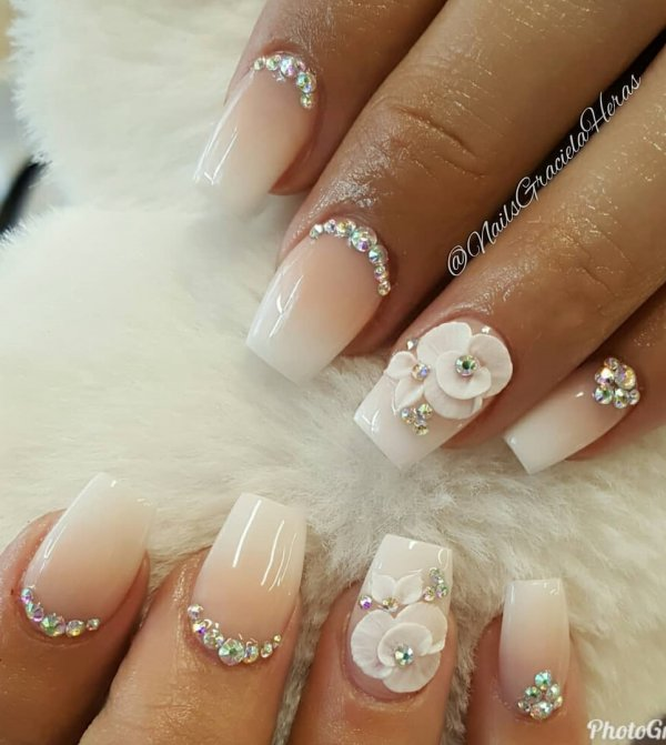 Ultimate Nude Nails For Summer Wedding