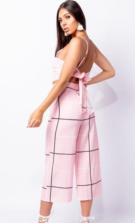 Amazing Pink Summer Wear