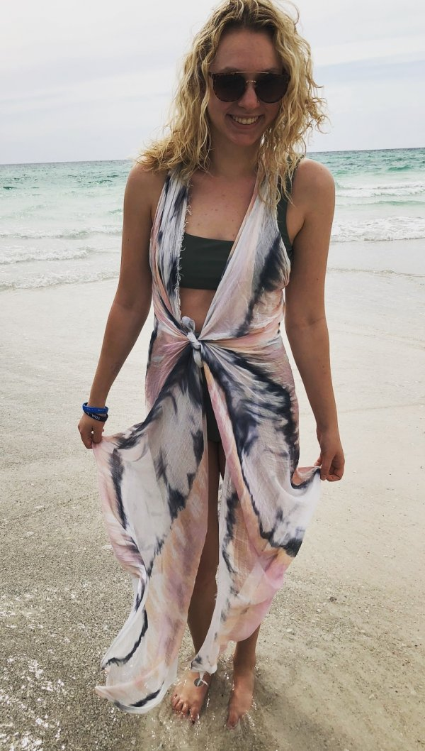 Awesome Coverup In Summer