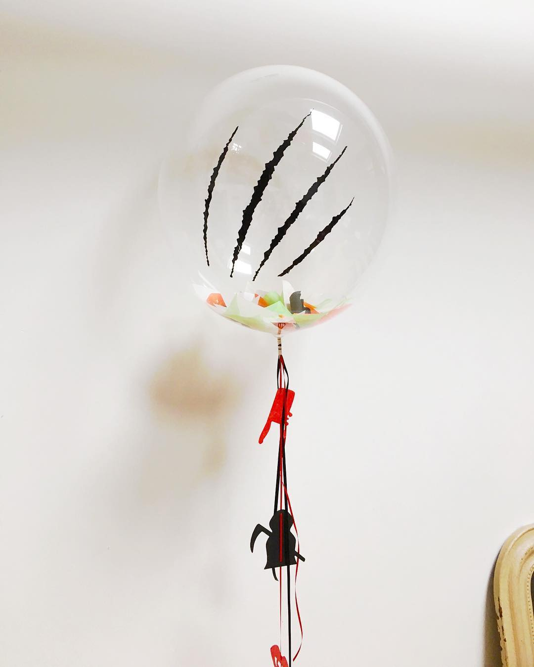 Bespoke Balloons For Halloween Party