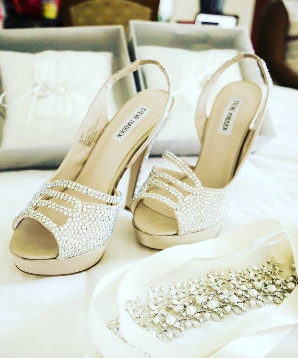 Chic Wedding Sandals