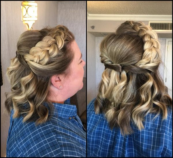 55 Trendy Braided Hairstyle That Are Style Statement Collagecab