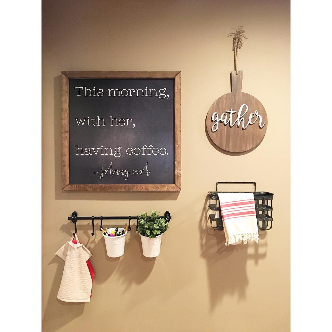 Cute Wall Hanging For Sober Look