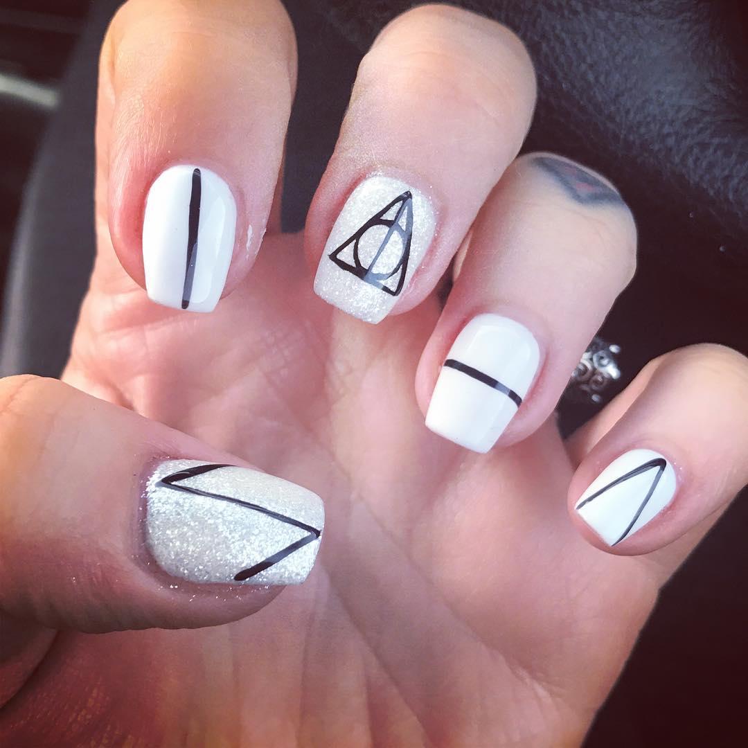 55 Best Harry Potter Nail Art Ideas Collagecab