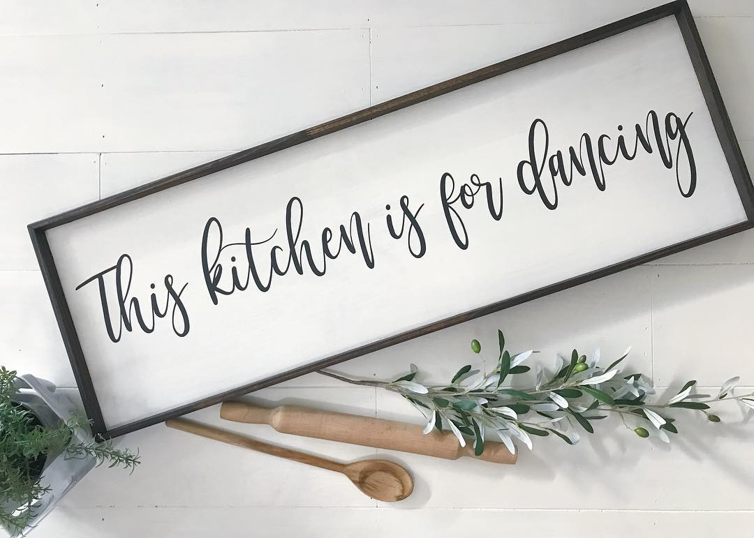 Exclusive Kitchen Wall Decor