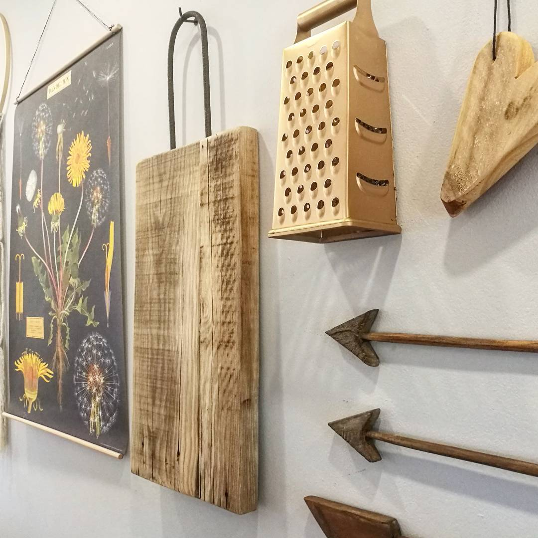Incredible Kitchen Wall Decor In Rustic Style