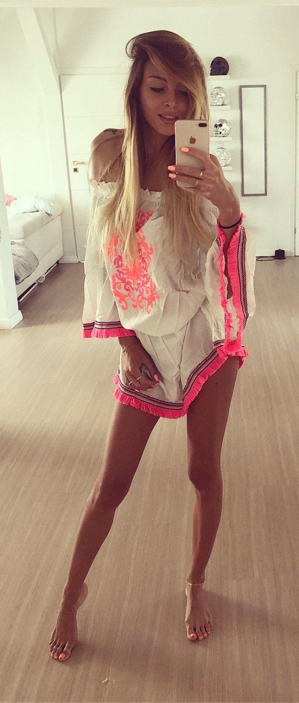 Love This Boho Style Romper