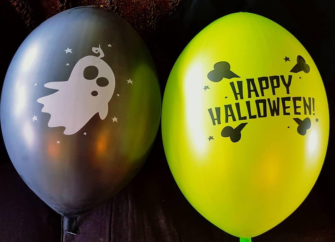 Printable Halloween Balloons