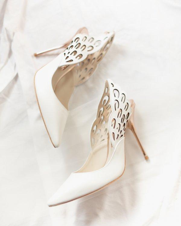 Sassy Bridal Shoes Design
