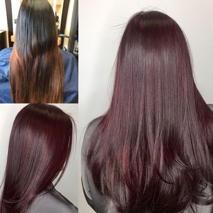 45 Awesome Burgundy Shades For All Type Of Hairs