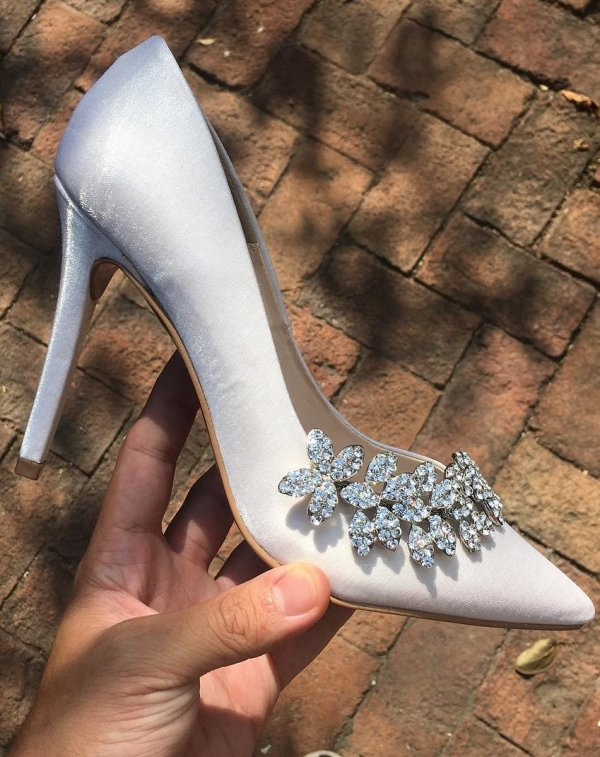 Unconventionally Best Wedding Shoes